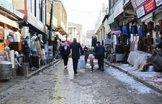 Van'da zamlara karşı yurttaşlar alternatif olarak sobaya yöneldi