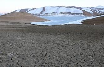 Kuraklık en çok Van Gölü'nü vuracak