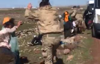 Siverek'te asker ile köylüler arasında kavga: Bir kadın darp edildi