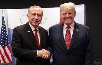 Trump'ın Erdoğan'a gönderdiği mektup 'örgüt propagandası' sayıldı
