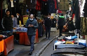 Ulus Çerkez Sokağı esnafı: Çarklar borçla dönüyor