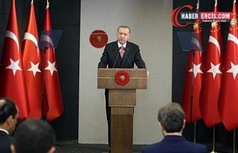 Erdoğan: Yeni kontrollü normalleşme sürecini başlatıyoruz
