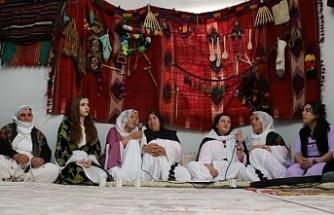 Botanlı kadınlar Dengbêj Divanı'nda buluştu