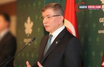 Davutoğ: Parti kapatmaya yönelme siyaseti dizayn etme hedefi