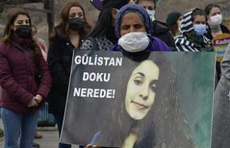 Dersim'de 'Gülistan Doku nerede' yürüyüşü