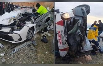 Diyarbakır'da kaza: 2'si çocuk 5 ölü