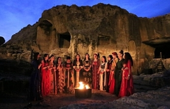 Hilar Mağaraları'nda kadınların ezgileri yankılanacak