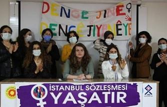 KESK Van Kadın Meclisi: 'Söyleyecek sözümüz var' şiarıyla alanda olacak