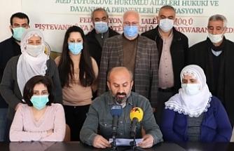 MED TUHAD-FED: Tecride son verilsin, tutukluların talepleri yerine getirilsin