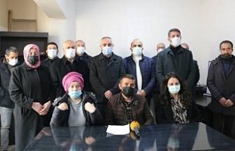 TUHAD-DER Van Şubesi: 'Cezaevleri tutsak kamplarına dönüştürüldü'