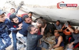 10 Mayıs'tan bu yana hayatını kaybeden Filistinli sayısı 219'a yükseldi
