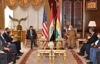 ABD'den Federe Kürdistan Bölgesi'ne üst düzey ziyaret