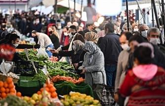 Son 22 ayın en yüksek enflasyonu