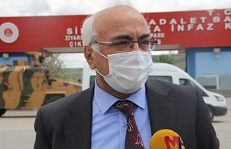 Türkdoğan: Mahkeme heyeti Guinness Rekorlar Kitabı'na girmeli
