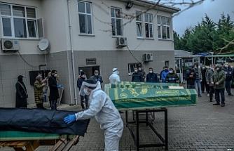 Türkiye'de koronavirüsten 356 kişi daha hayatını kaybetti