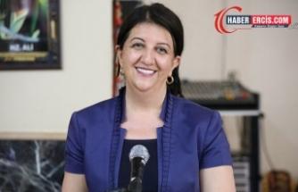Buldan: Demokrasiyi bu ülkeye halkların mücadelesi getirecek