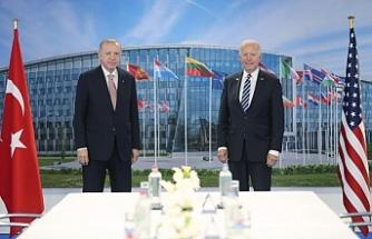 Erdoğan-Biden görüşmesinden sonra ilk açıklama