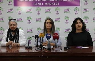 HDP Kadın Meclisi: Emeğinin karşılığını alamayan kadınların sesiyiz