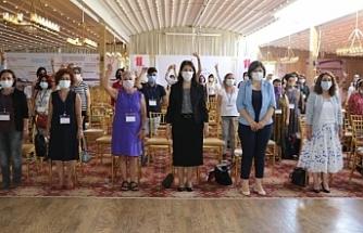 Uğurlu: Kadın mücadelesini yükselteceğiz Buldan: Faşizm tecridin kırılmasıyla yenilecek