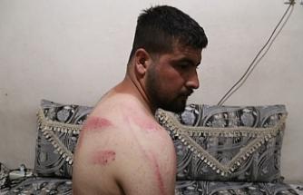 Van'da İnsan kaçakçıları, polis baskını sonrası gençleri darp etti