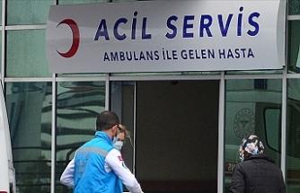 Van'da intihar ettiği öne sürülen yurttaş hayatını kaybetti