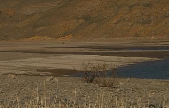 Van'da Zernek Barajı kuruma tehlikesiyle karşı karşıya