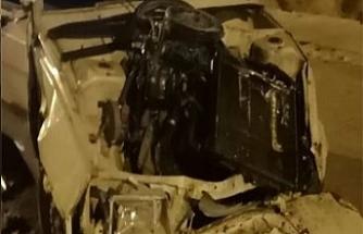 Erciş'te trafik kazası: 1 kişi hayatını kaybederken, 3 kişi de yaralandı