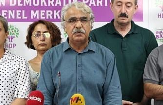 Sancar: Konya'daki vahşi katliamın başlıca sorumlusu iktidardır