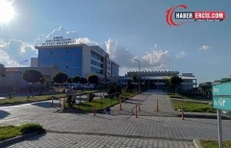 Erciş'te çok sayıda kişi kan kusma şikâyetiyle hastanelik oldu