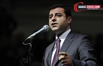 Demirtaş: Kürt sorununda çözümün adresi TBMM'dir, HDP muhataptır