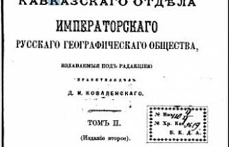 Ahıska Kürtleri üzerine yeni belge: Zagurskiy'in seyahati