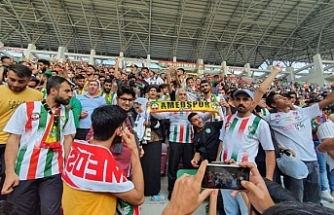 Amedspor Eskişehirspor'u yenerek ligde lider oldu