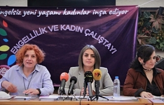 Başaran: Engelleri kadın mücadelesiyle ortadan kaldıracağız