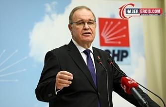 CHP Sözcüsü Faik Öztrak: Erdoğan yönetiminde her saniye millet fakirleşiyor