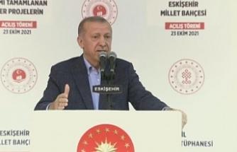 Erdoğan: 10 büyükelçiyi bir an önce istenmeyen adam ilan edeceğiz