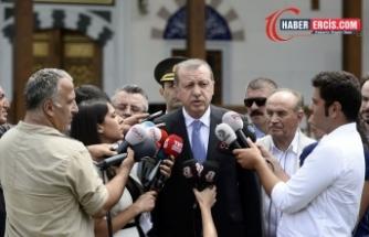 Erdoğan'dan Rojava açıklaması