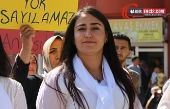 Eski HDP Van İl Eş başkanı Karabulak'tan haber alınamıyor, ailesi endişeli