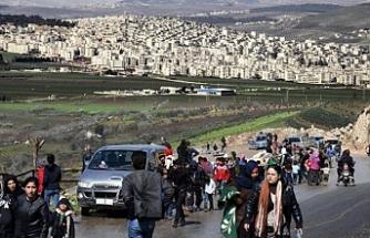 İnsan Hakları Örgütü: Efrin'de halk göçe zorlanıyor