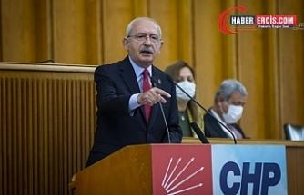 Kılıçdaroğlu'ndan Erdoğan'a tezkere tepkisi: Senin her dediğinin altına mühür mü basacağız?