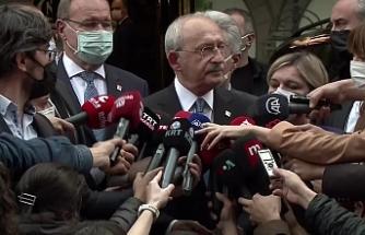 Merkez Bankası Başkanı ile görüşen Kılıçdaroğlu: Müdahale eden Erdoğan
