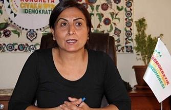 Van'da Aysel Tuğluk'a 1 yıl 8 ay hapis cezası