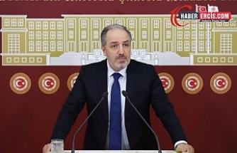 Yeneroğlu: 'Bir başsavcı bana 'Her devletin arka bahçesi olur' dedi'