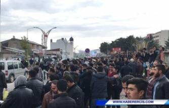 Erciş'te İntihar girişimi