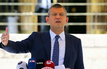 CHP'li Özel: Bulaş riski dediğiniz şeyin ta kendisi Süleyman Soylu'dur