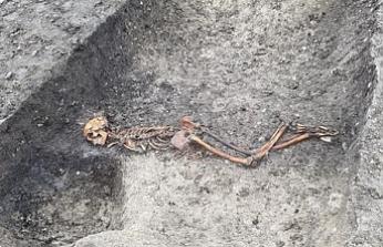 Kazı 2500 yıllık 'cinayet'i açığa çıkardı