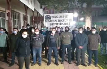 Süreç bitti: 85 gündür bekleyen maden işçileri Ankara'ya yürüyor