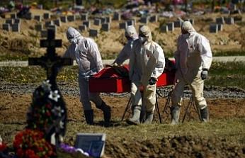 WHO: Avrupa'da her 17 saniyede bir kişi Koronavirus'ten ölüyor