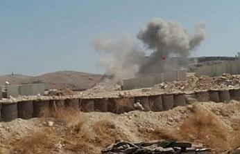 İdlib'de Türkiye'ye bağlı güçlerin kontrol noktalarına saldırı