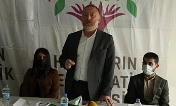 HDP Van Milletvekili Temelli: Ülkeyi tek adam rejiminde diktatörlüğe sürüklüyorlar