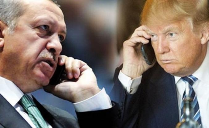 Erdoğan, ABD Başkanı Trump'la görüşecek